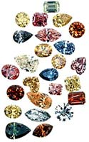 Characteristics of Diamond